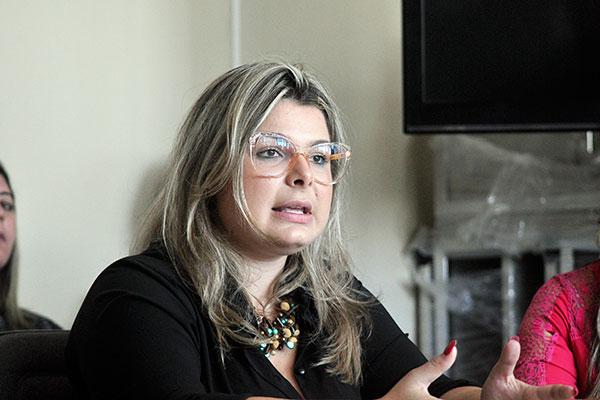 Alessandra Lucchesi afirma que atualização do plano de contingência deve ser finalizado hoje