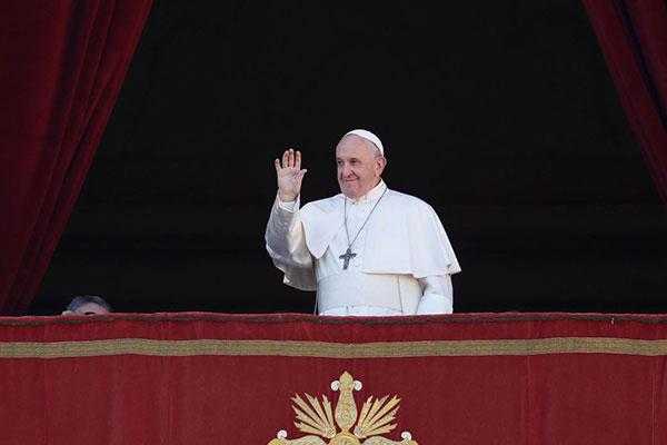 Papa Francisco pediu oração por todos nesse momento de pandemia