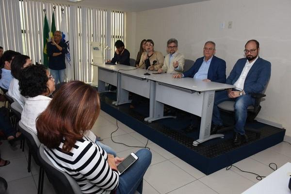 Membros das áreas de Saúde do RN e Natal discutem ações de enfrentamento ao coronavírus