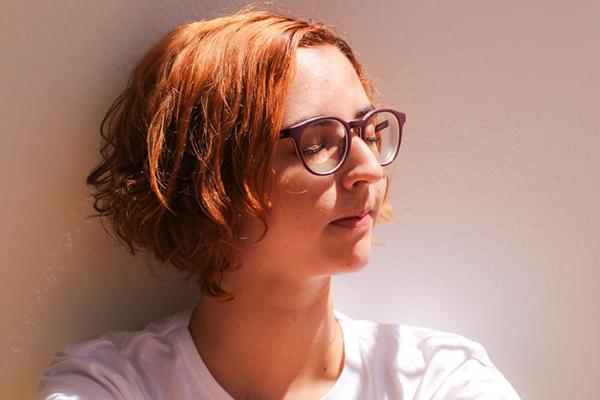 A poeta Regina Azevedo