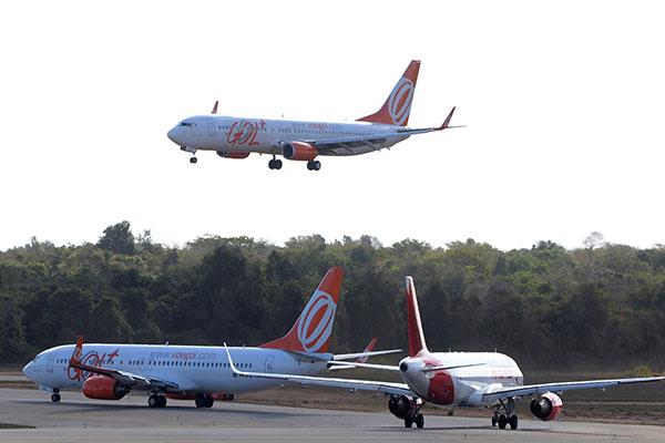 A Gol Linhas Aéreas informou que último voo para Argentina saindo de Natal foi o do dia 16
