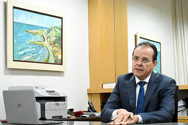Procurador da Assembleia, Sérgio Freire explica que prazos foram suspensos com as demais atividades