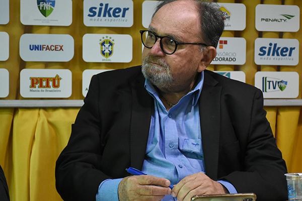 Presidente da FNF, José Vanildo, ache prematuro falar agora