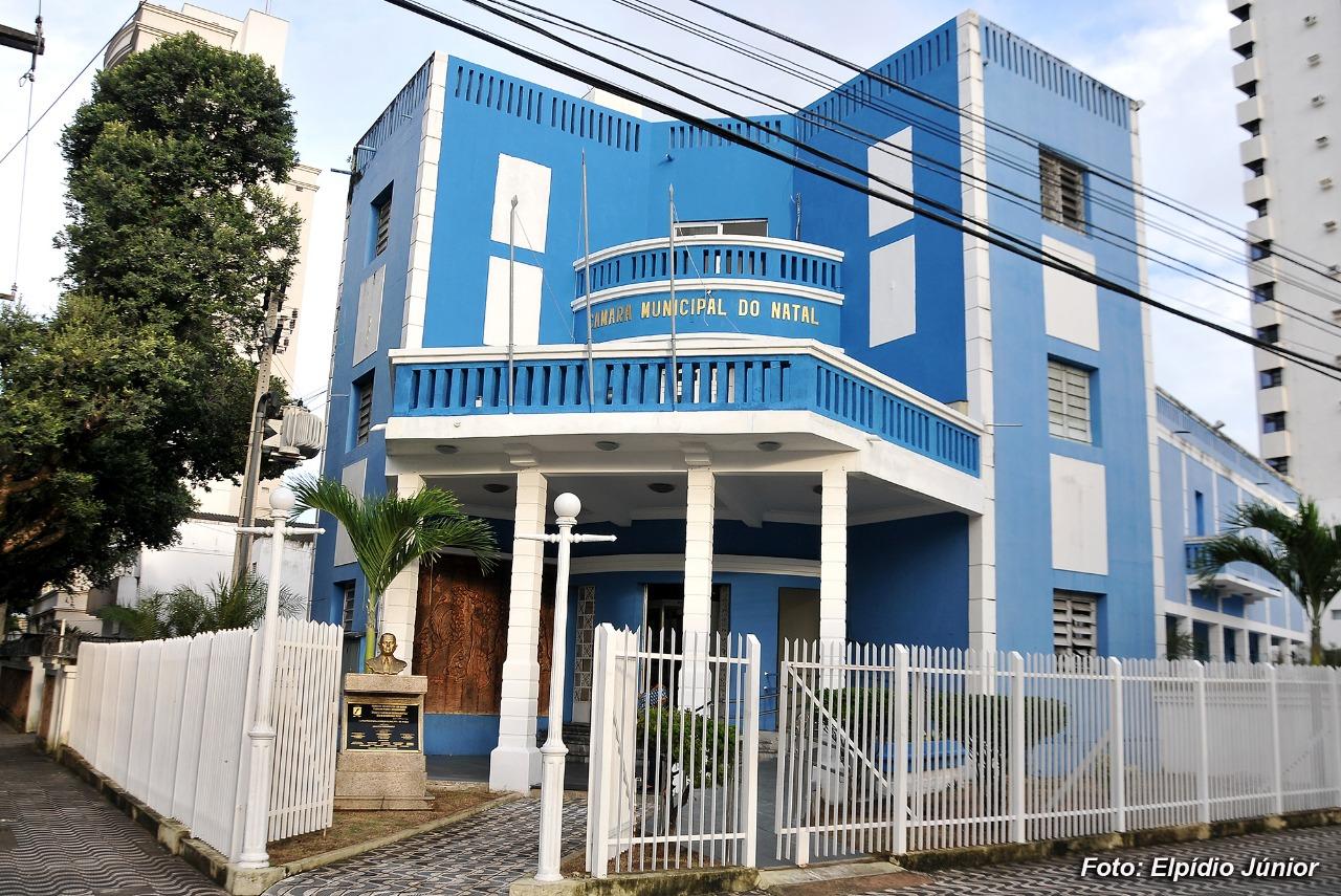 Câmara Municipal do Natal fez sessão remota e aprovou decreto de calamidade