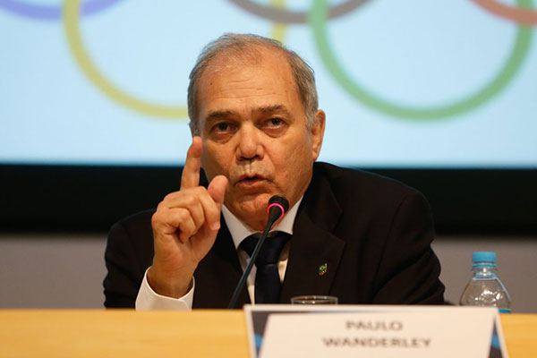 Paulo Wanderley, presidente do COB