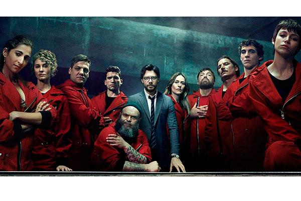 A série La casa de Papel chega à sua quarta temporada e atrai cada vez mais fãs no Brasil