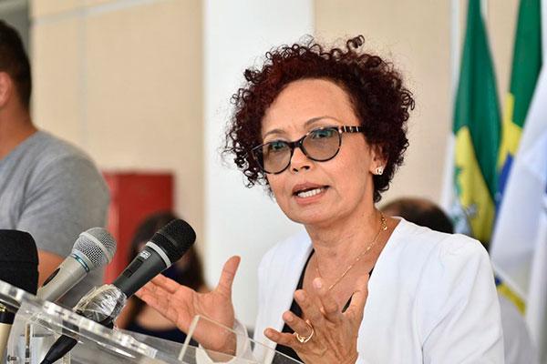Marise Reis de Freitas, infectologista e pesquisadora da ufrn