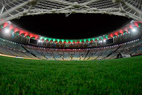 Estádio Maracanã já havia sido escolhido como palco da final