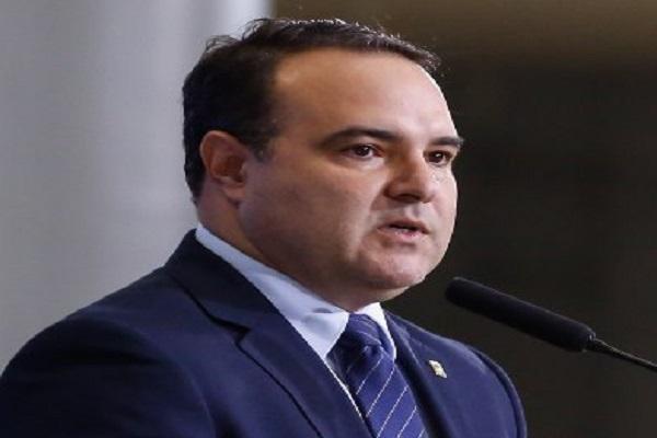 Jorge Oliveira, atual chefe da Secretaria-Geral da Presidência da República