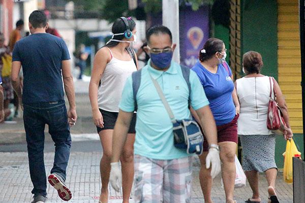 Decreto determinando utilização das máscaras em ambientes coletivos em Natal foi publicado hoje; prefeitura alerta sobre fake news