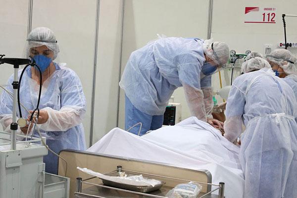 Governo atua na ampliação do número de leitos intensivos para pacientes com quadro grave no RN