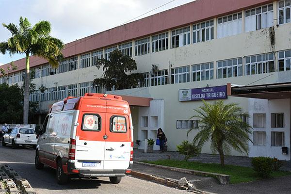 No Hospital Giselda Trigueiro, em Natal, a maciça maioria dos leitos de Unidade de Terapia Intensiva reservados para pacientes graves com Covid-19 estão ocupados