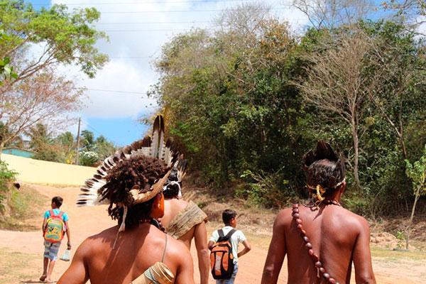 Índios da Tribo Catu estão preocupados com o avanço dos casos de coronavírus entre a população indígena no Rio Grande do Norte
