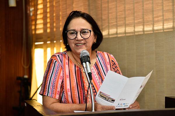 Fátima participou da reunião entre Governo Federal e Estados na manhã desta quinta