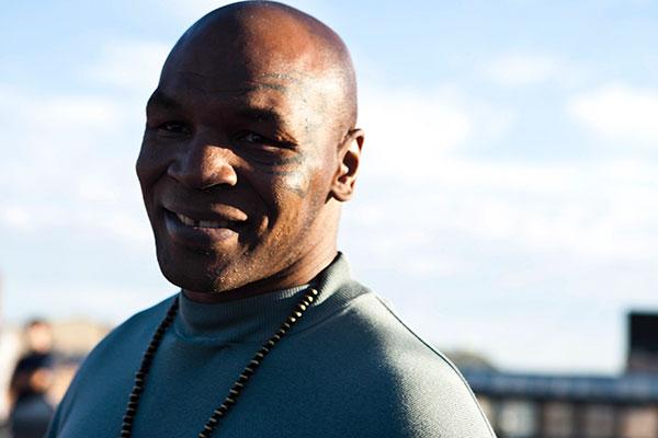 Tyson voltou a ser notícia após revelar que quer fazer lutas