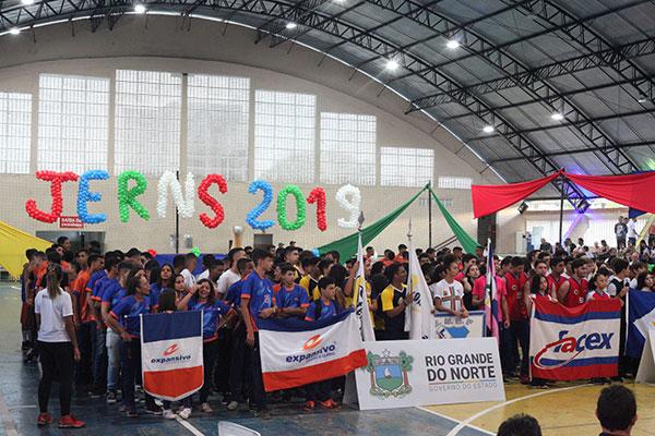 A competição de 2019 foi realizada com sucesso no estado e a presença de muitos participantes