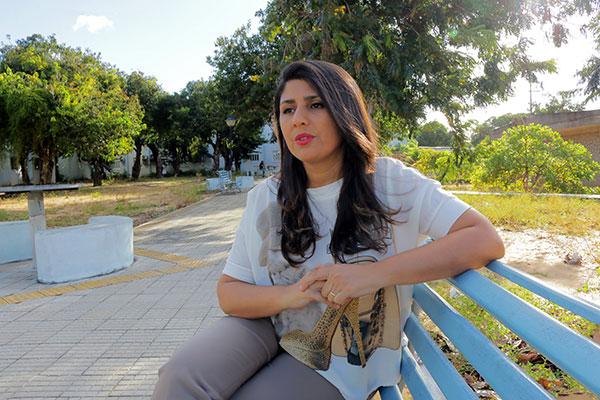 Érica Canuto defende o isolamento social, mas ressalta que o lar pode se tornar ambiente hostil