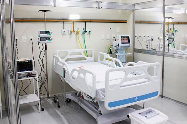 Nesta semana, deverão entrar em operação aproximadamente 40 leitos de UTI contratados junto à LIGA pelo Governo do RN. Respiradores foram enviados ao interior