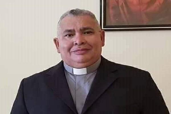 Padre Ailson Bezerra do Nascimento faleceu vítima de covid-19