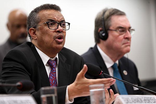 Tedros Adhanom Ghebreyesus diz que comitê continuará monitorando a segurança dos tratamentos
