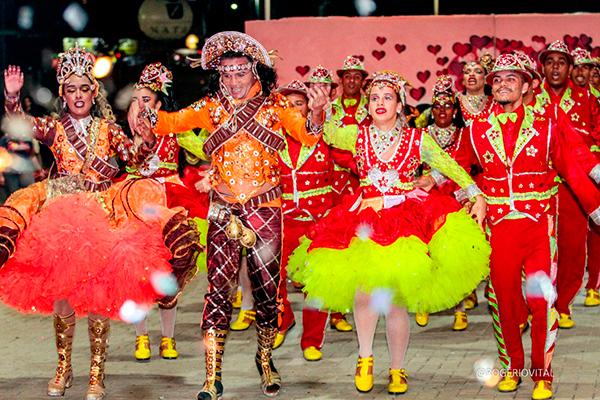 Anualmente, Natal realiza um festival de Quadrilhas estilizadas, que este ano não ocorrerá devido à pandemia do novo coronavírus
