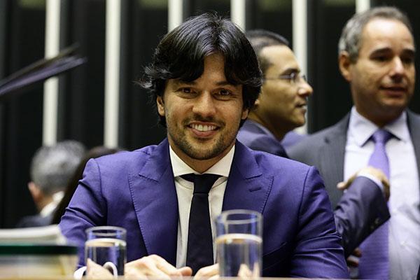 Fábio Faria cometeu gafe durante entrevista a canal de TV