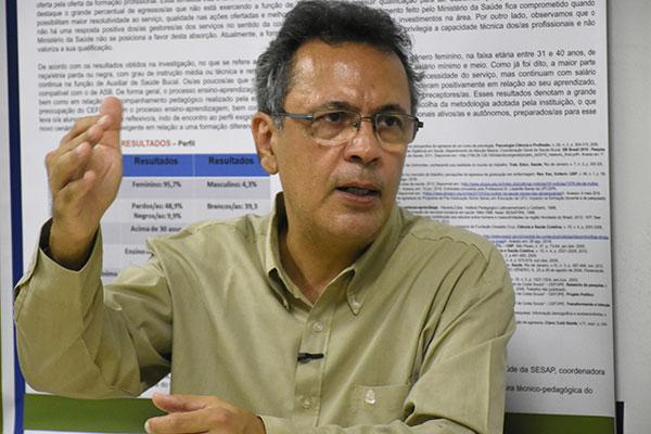 Ion Andrade é médico epidemiologista