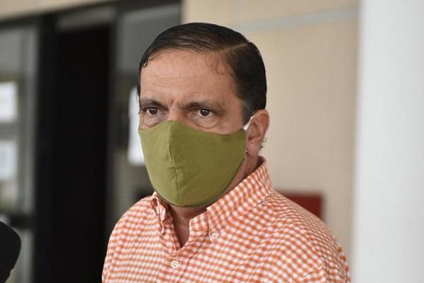Secretário adjunto de Saúde do Estado, Petrônio Spinelli