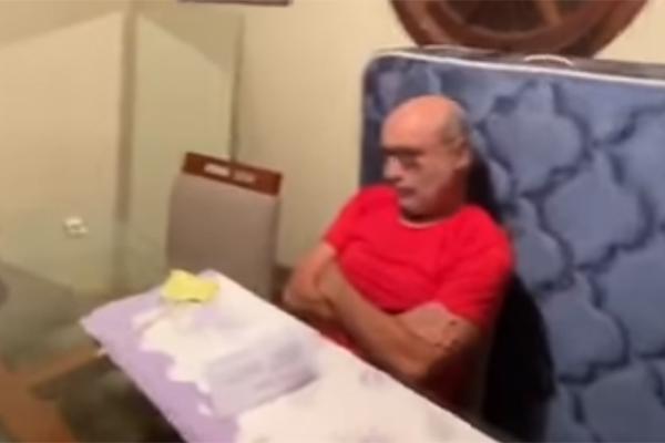 Fabrício Queiroz foi preso neste mês em Atibaia