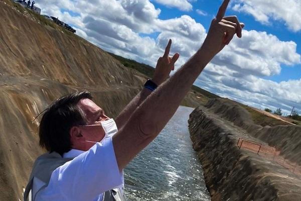 Jair Bolsonaro tem melhor avaliação desde que assumiu Governo Federal