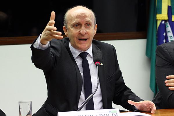 Glademir Aroldi defende a ampliação até o fim do ano do programa de compensação do FPM