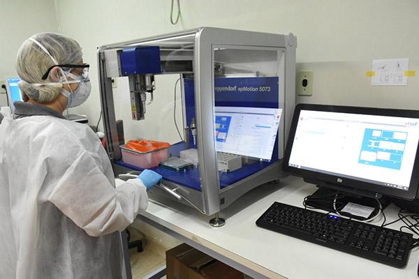 Novos kits permitirão reduzir etapas na centrifugação das amostras, acelerando os resultados
