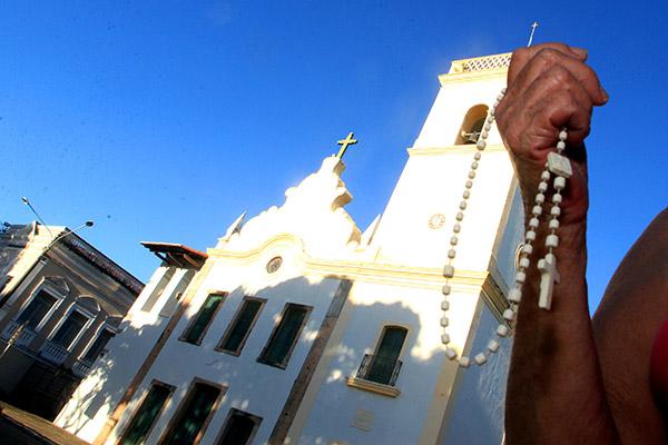 Celebrações coletivas estão suspensas no RN desde 19 de março, quando a Arquidiocese fixou medidas de prevenção à covid-19