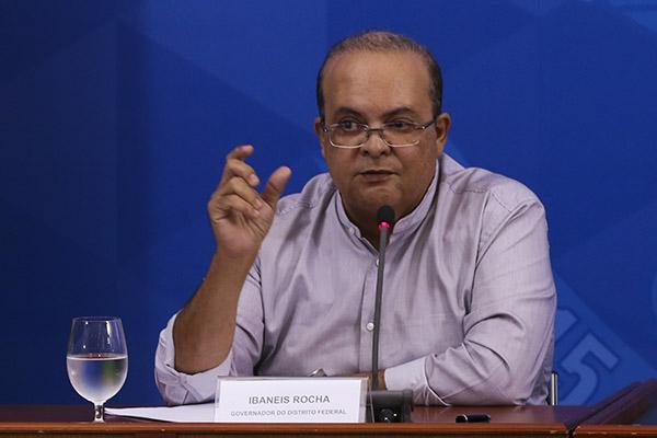 Ibaneis Rocha instituiu o cronograma para retorno das atividades
