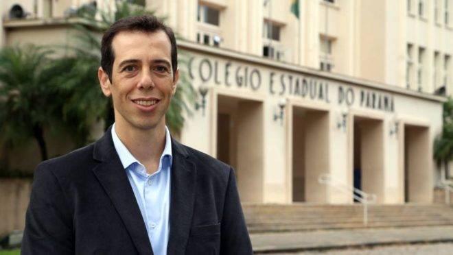 Renato Feder, possível novo ministro da Educação