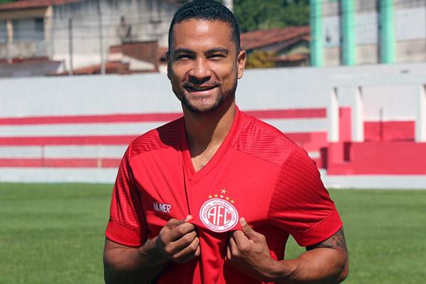 Depois de defender o ABC, Guedes volta ao futebol potiguar para defender a equipe alvirrubra