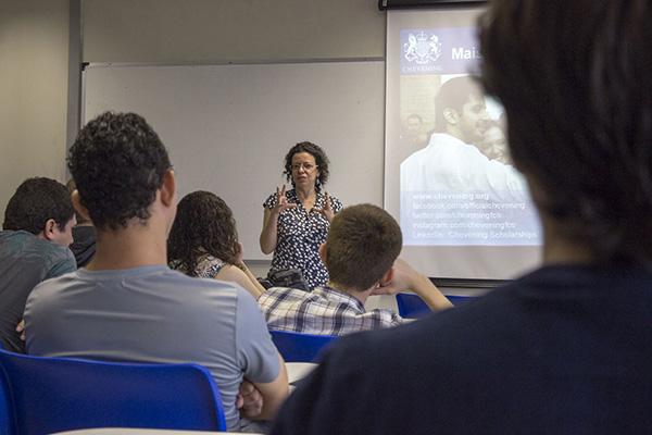 Sandra Gomes é professora do Departamento de Políticas Públicas da UFRN
