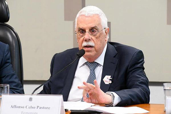 Affonso Pastore: não há espaço para mais gastos públicos