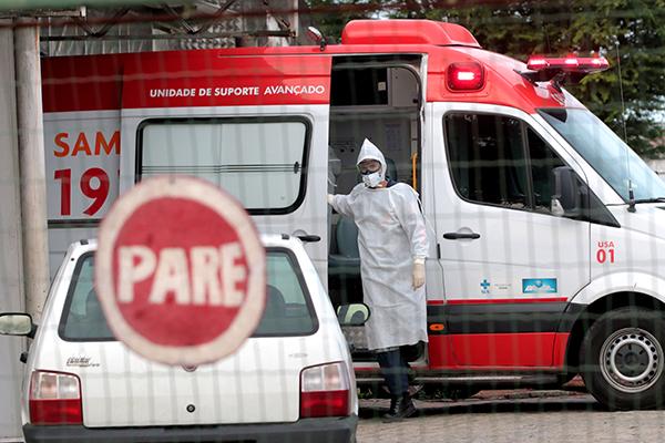Ambulâncias deverão reforçar frota do Serviço de Atendimento Móvel de Urgência (SAMU) que não consegue dar vazão às demandas oriundas das unidades de saúde