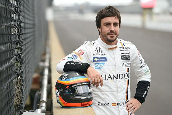 Alonso, coadjuvante na McLaren, disse que vai ser diferente