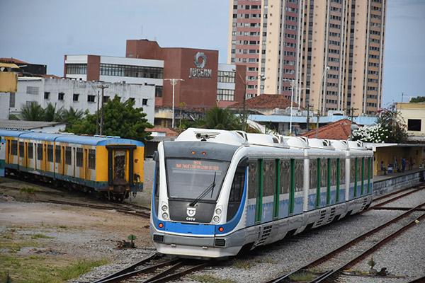 Retomada da economia amplia horário de funcionamento de trens
