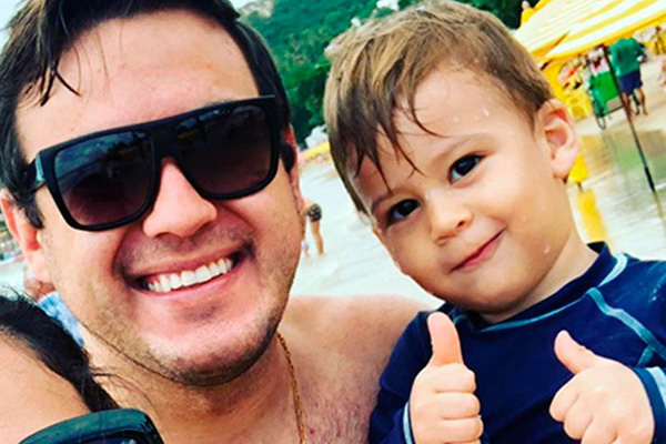Pietro e familiares estão em São Paulo para realização de cirurgia em caráter de emergência