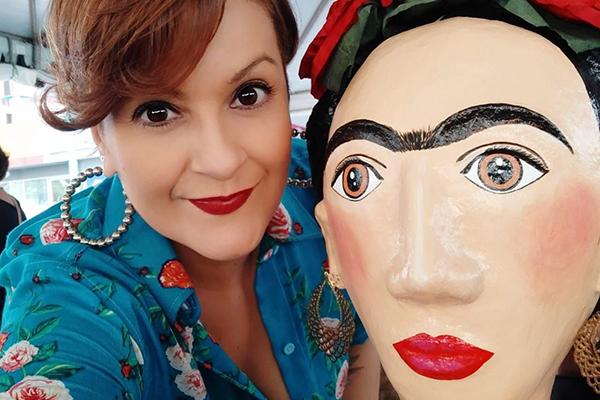 Carlota Nogueira é a criadora do estúdio e da mostra