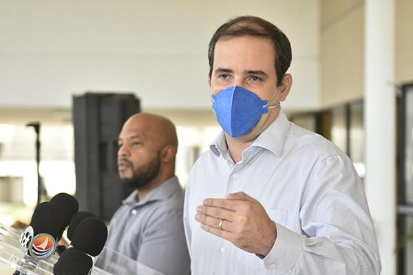 Carlos Eduardo Xavier afirma que o Estado espera a regulamentação do governo federal