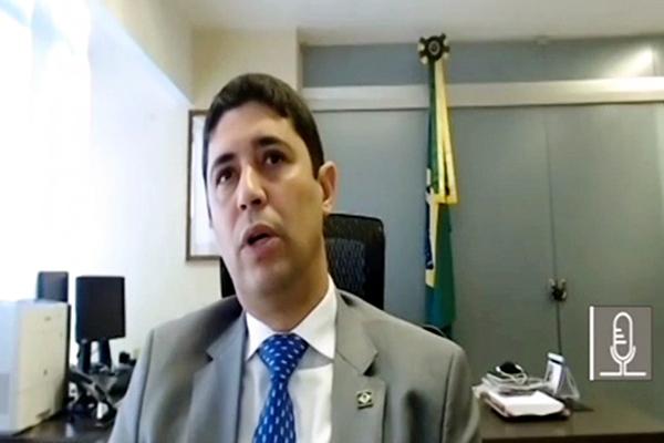 """Wagner Rosário afirma que """"CPFs de funcionários públicos foram utilizados por terceiros"""""""