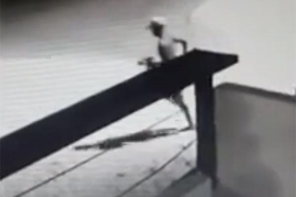 Imagens foram divulgadas pela Polícia Civil