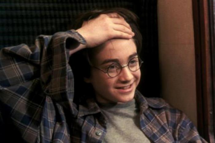 Na saga, Harry Potter nasceu em 31 de julho de 1980