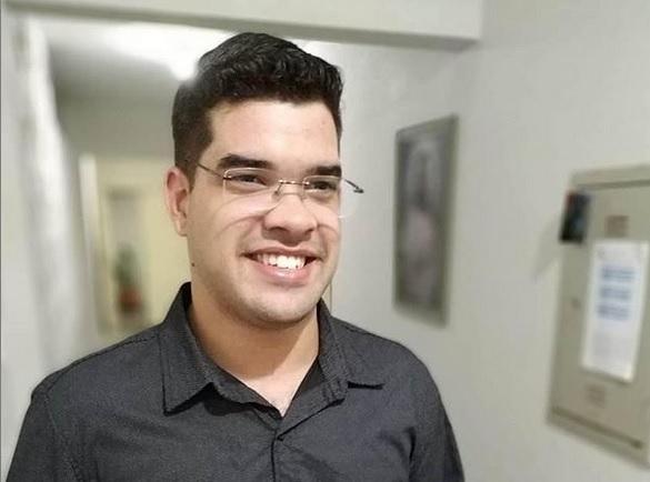 Nicolas Matheus tinha 20 anos de idade e estava em seu segundo ano no Seminário São Pedro