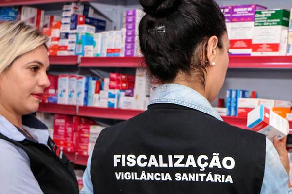 Profissionais da Vigilância Sanitária atuam na eliminação dos riscos à sociedade em áreas diversas