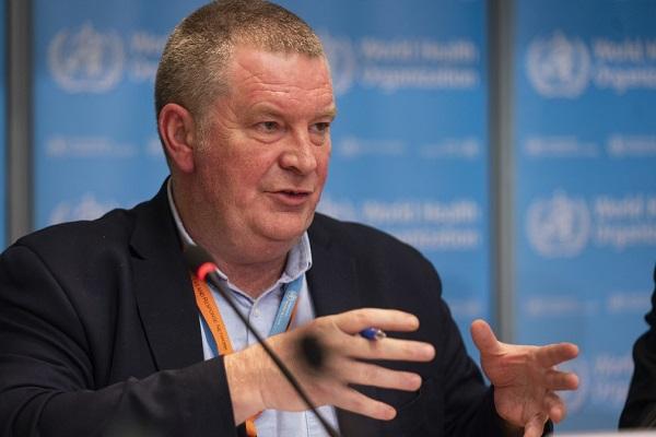 Michael Ryan, diretor-executivo do programa de emergências da OMS